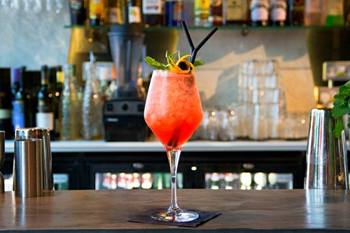 City Zebrano Cocktail Bar Lounge London Drinks Nightlife