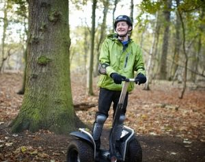 Segway experience day