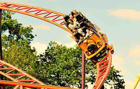 Pleasurewood hills Family Days out London Theme Park