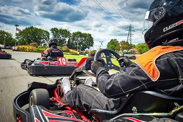 Rye House Kart Raceway Go Karting London Racing