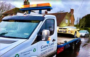 Gorse Lane Transport And Recovery Vehicle Recovery london