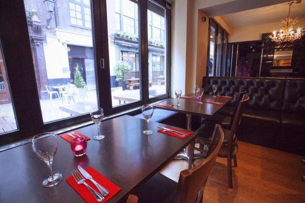 Carnaby Zebrano London Cocktail Bar Lounge Restaurant