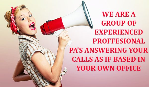 Call Agents UK Personal PA Call Answering Services London
