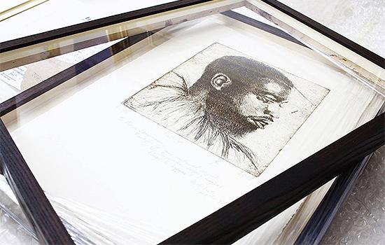 Bespoke Frames Covent Garden Picture Frames London