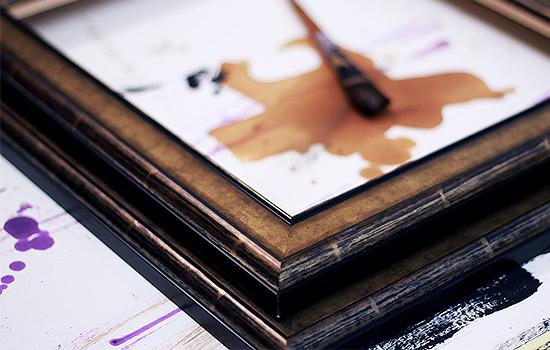 Bespoke Frames Covent Garden Picture Frames London Quality Frames