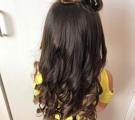Girls Party Packages Childrens Hair Dresser Stylist London