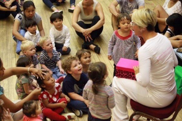 Amanda's Action Club Children's Activities in London