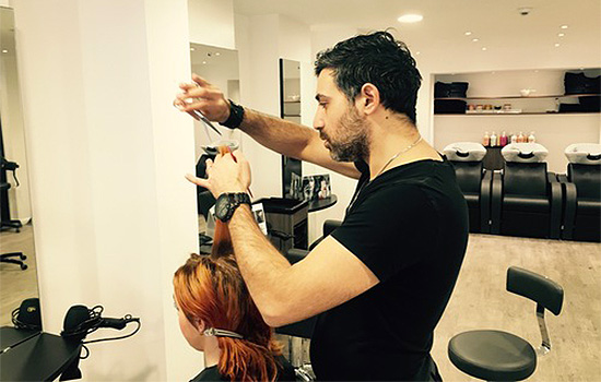 Hair Products JimmyChoi's Unisex Hair Salon London Mens Haircut Childrens Hair Cut