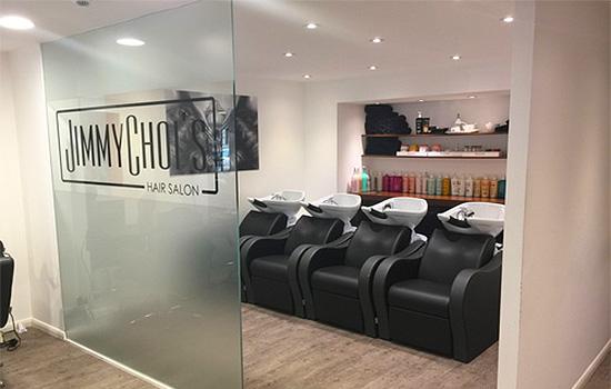 Hair Treatments JimmyChoi's Unisex Hair Salon London Mens Haircut Childrens Hair Cut