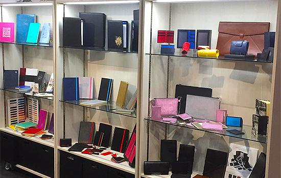 Stationery Cesca Travel Wallet Juniper Products London
