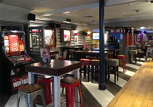 Maple Leaf Covent Garden Restaurant Canadian Restaurant London