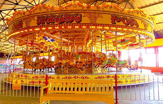 Walton Pier Family days out Kids Fun Amusements Rides London