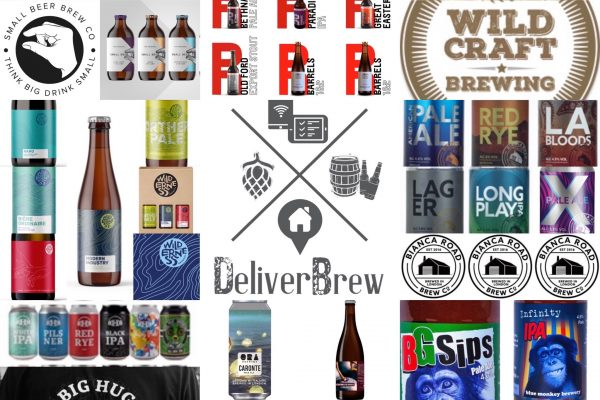 Deliverbrew Alcohol Delivery London