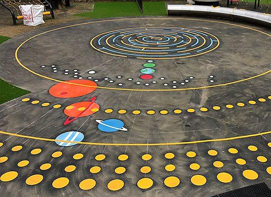 Just Markings Ltd Sports Ground Markings School Playground Markings Car Park Markings Kids Fun Southend Essex