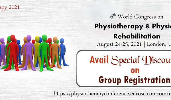 6th World Congress on Physiotherapy & Physical Rehabilitation