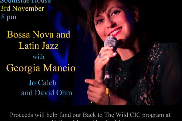 Bossa Nova and Latin Jazz with the Georgia Mancio Trio